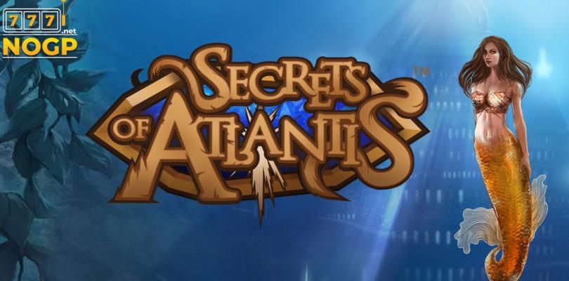 Secrets of Atlantis video slot logo