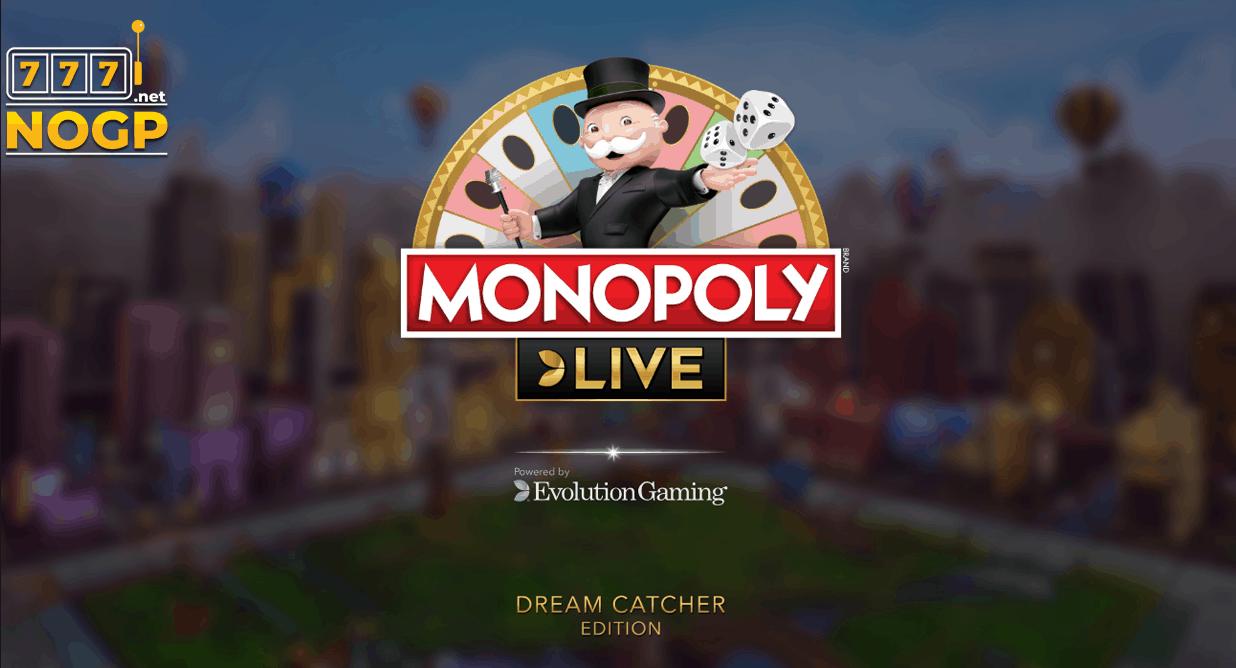 Monopoly Live: Dream Catcher edition logo