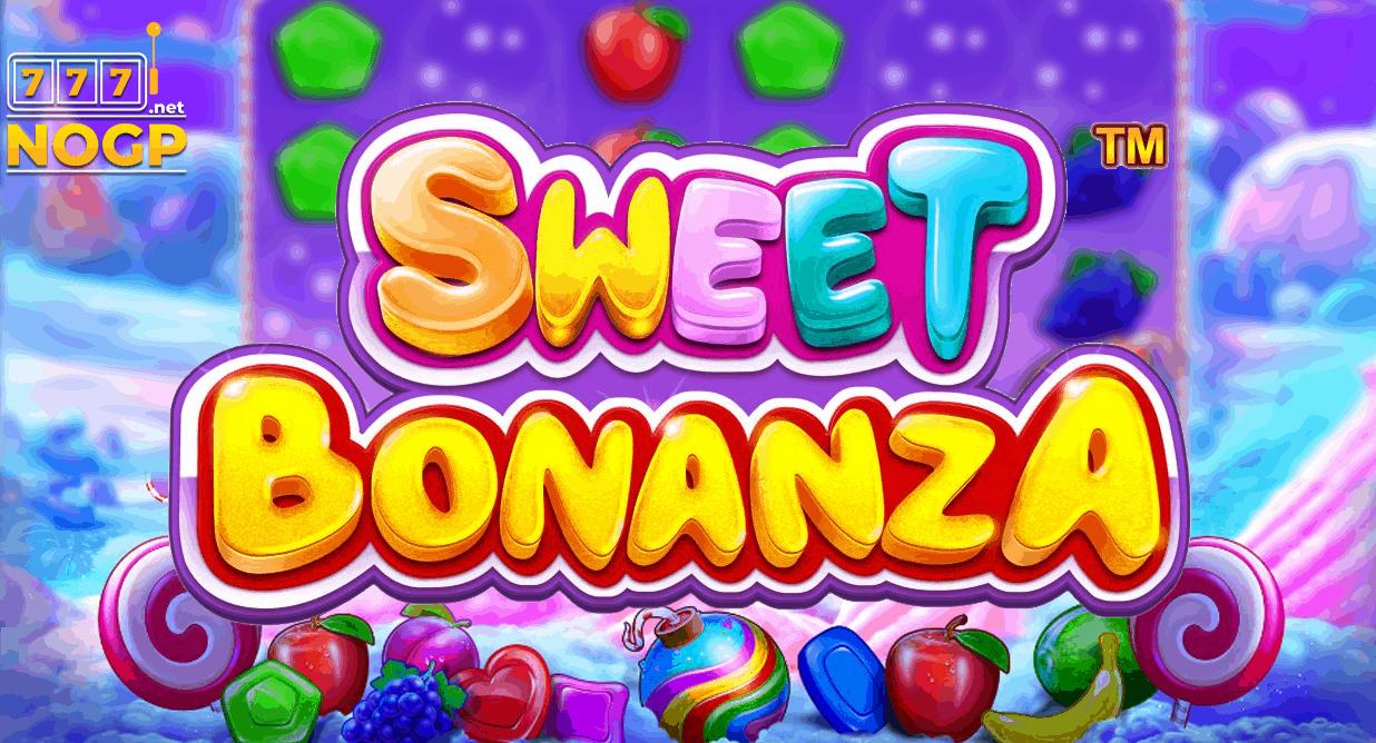 Sweet Bonanza video slot logo