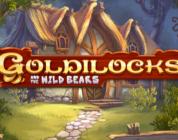 Goldilocks and the Wild Bears slot logo