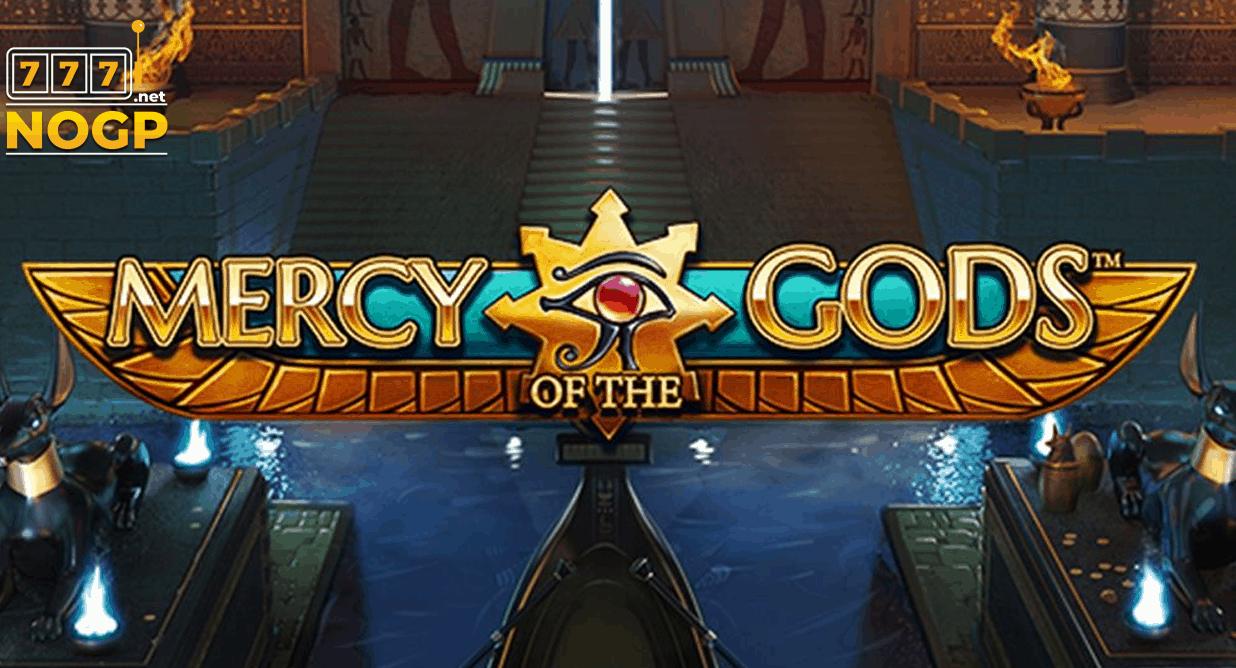 Mercy of the Gods video slot logo