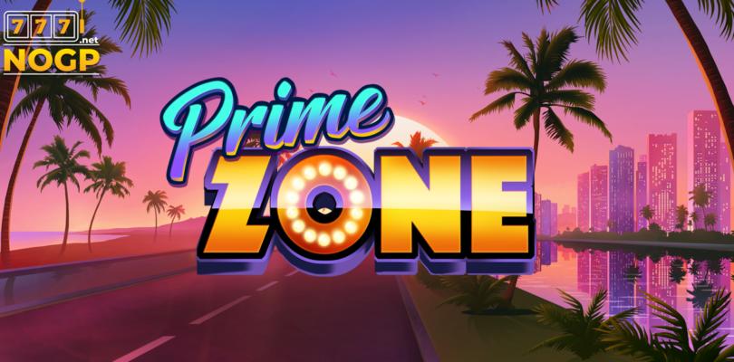 Prime Zone video slot logo
