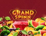 Grand Spinn video slot logo