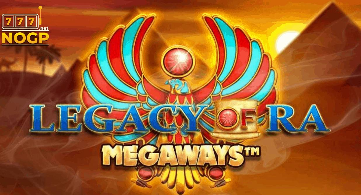 Legacy of Ra Megaways slot logo