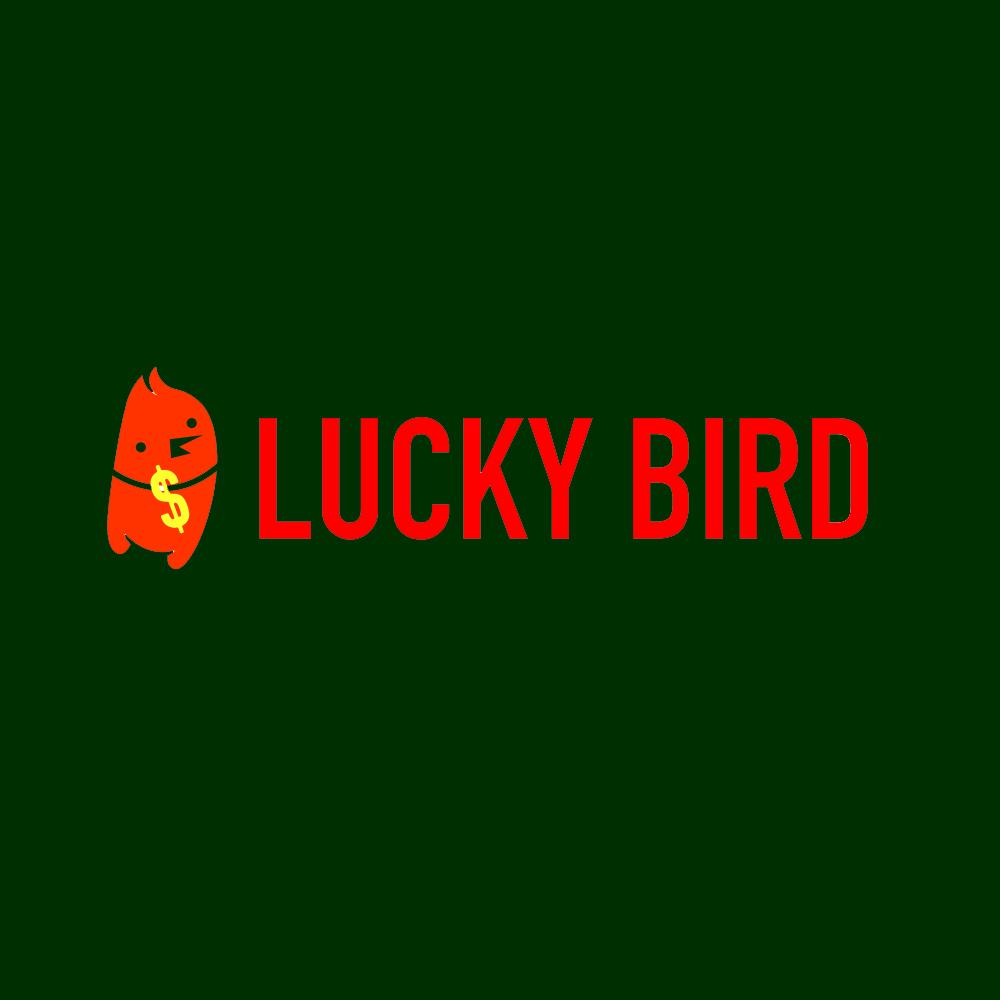Lucky Bird Casino logo diamond