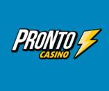 Pronto Casino logo vierkant