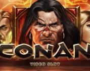 Conan videoslot logo
