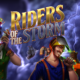 Riders of the Storm video slot logo