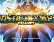 Gods of Olympus video slot logo