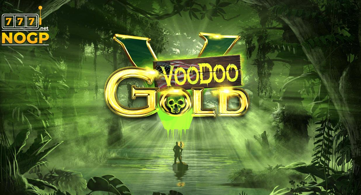 Voodoo Gold video slot logo