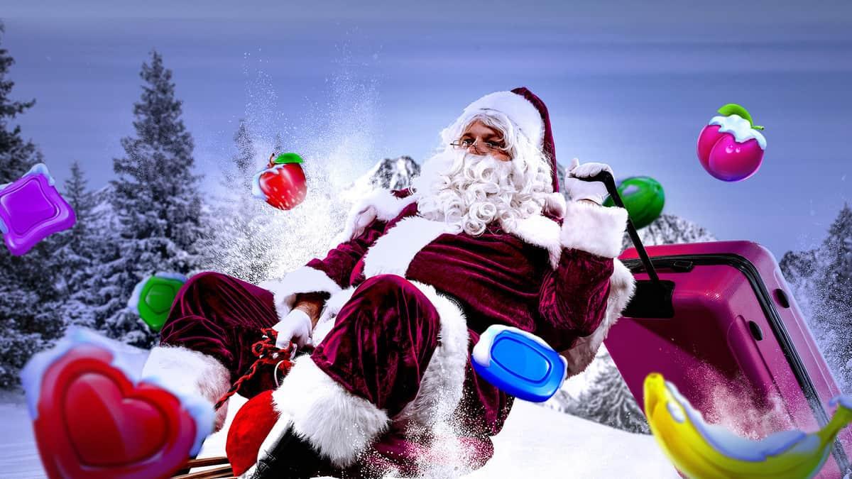 Celebrate 21 days of Christmas at 21.com Casino