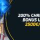 Claim your Christmas bonus of 200% up to £/$/€2500 at Campeonbet.