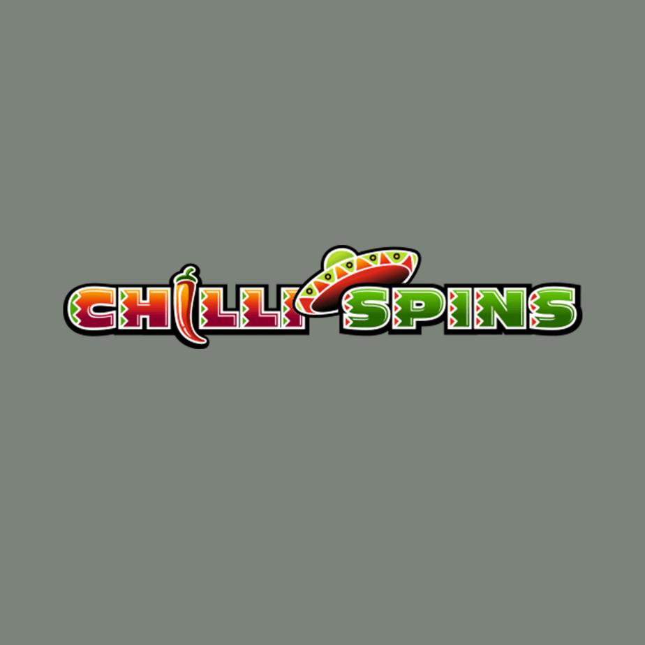 Chilli Spins logo diamond