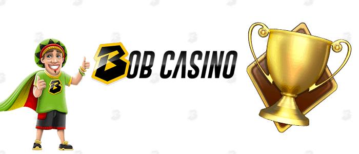 Bob Casino now NOGPs number one online casino.