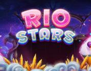 Rio Stars video slot logo