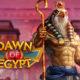 Dawn of Egypt slot logo