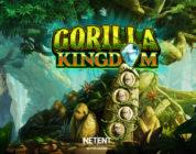 Gorilla Kingdom slot logo
