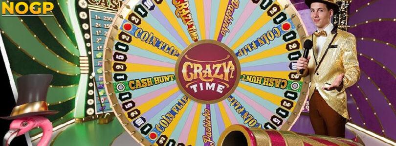 Crazy Time Live Evolution Gaming