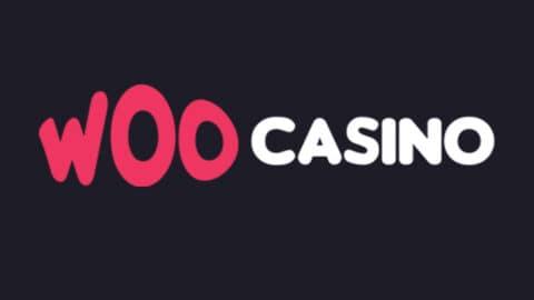 Woo Casino logo diamond