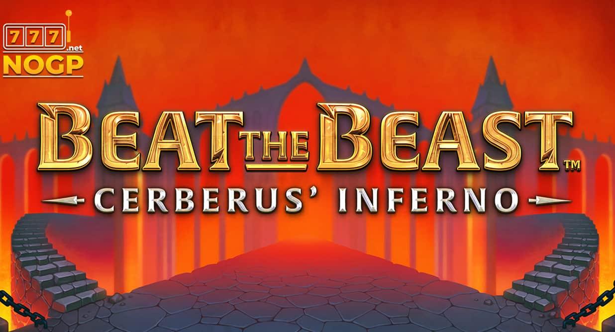 Beat the Beast Cerberus Inferno slot logo