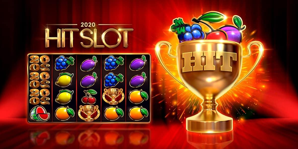 2020 Hit Slot gokkast logo