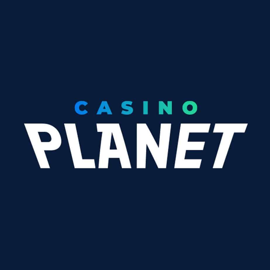 Casino Planet logo diamond big