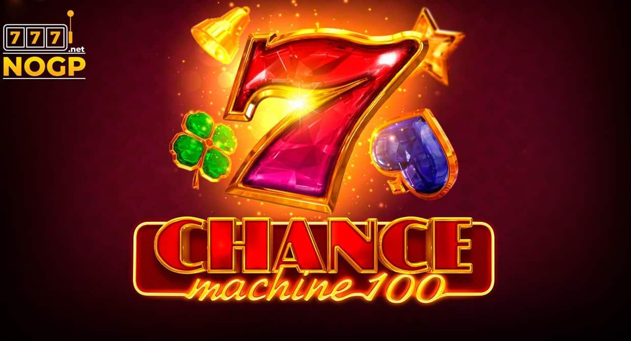 Chance Machine 100 logo