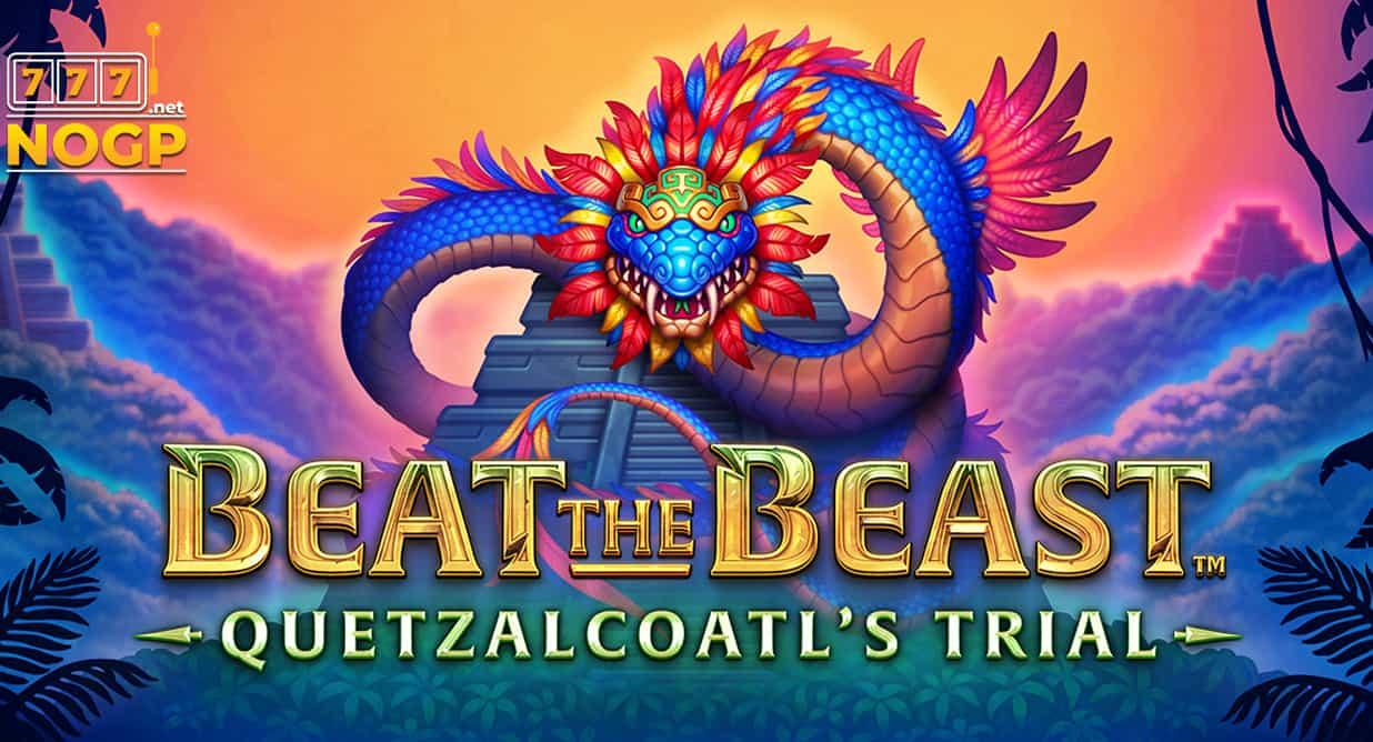 Quetzalcoatl's Trail video slot logo