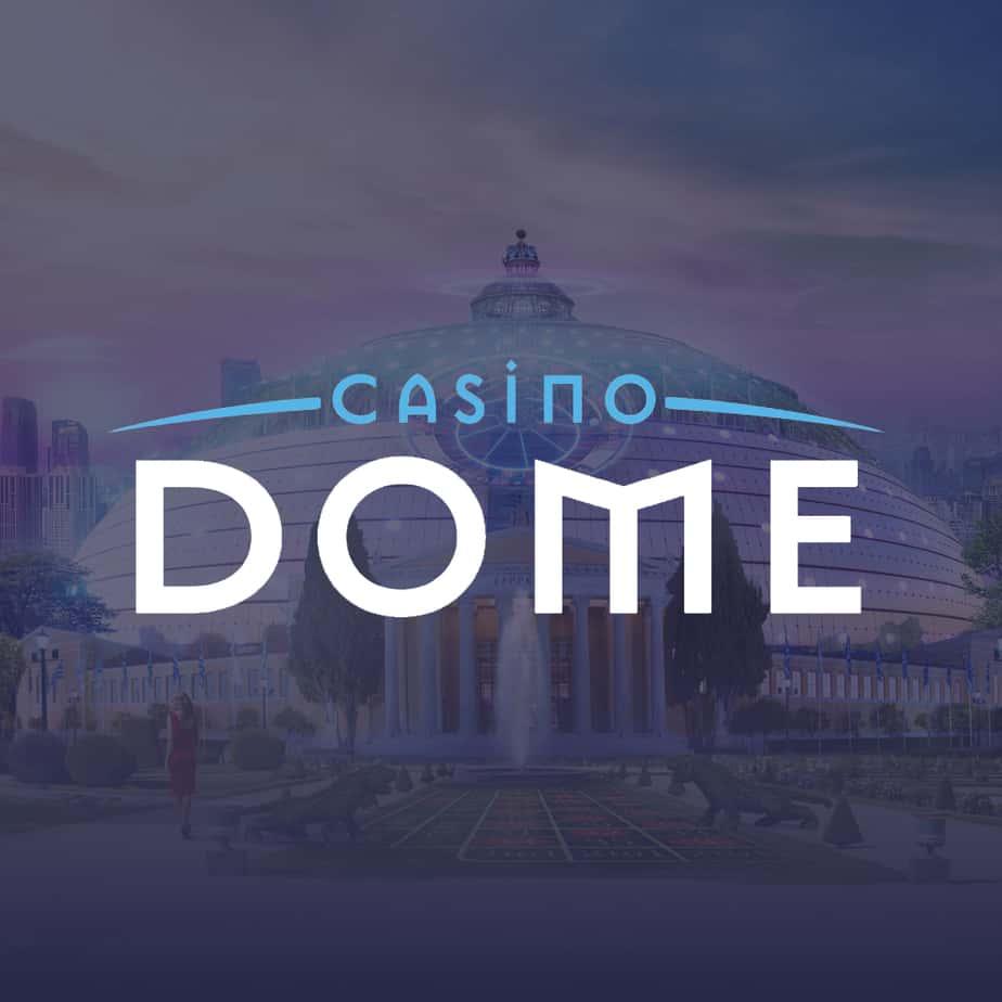 Casino Dome logo NOGP