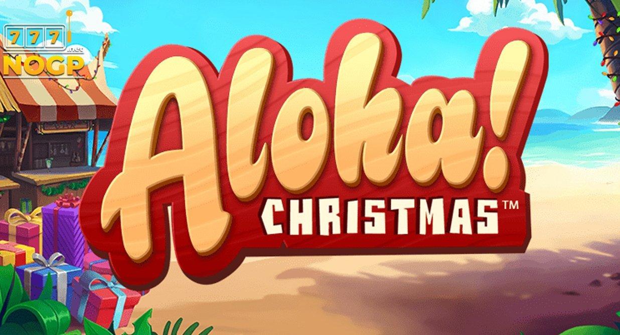 Aloha! Christmas Edition logo