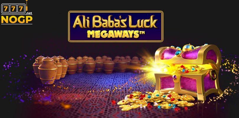 Ali Baba's Megaways video slot logo