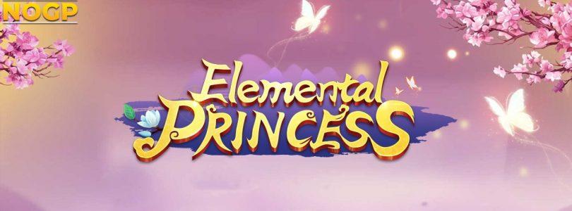 Elemental Princess video slot logo