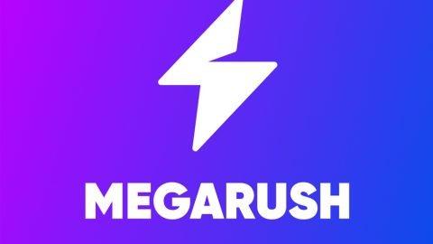 Megarush Casino: $/€1000 + 100 free spins