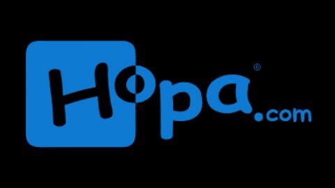 Hopa Casino: $/€200 + 100 free spins.