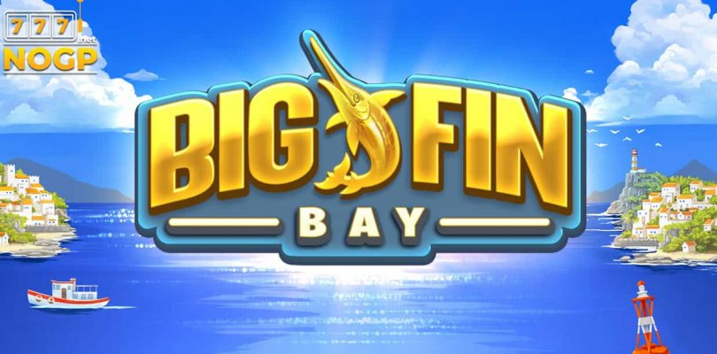 Big Fin Bay video slot logo