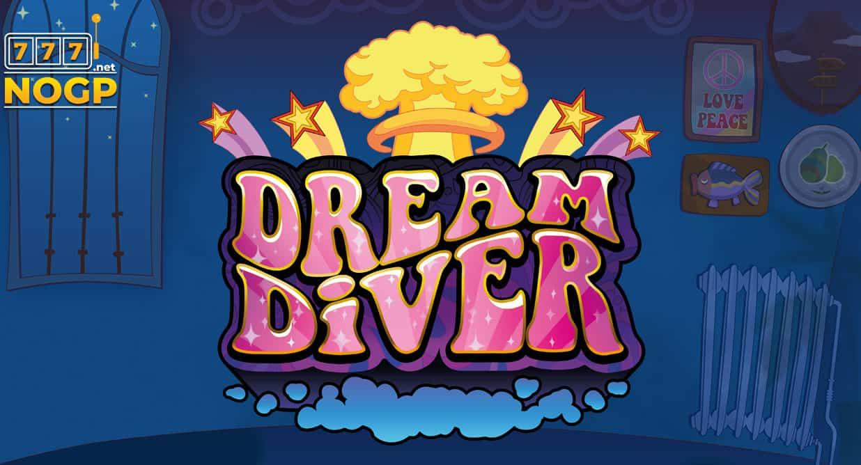 Dream Diver slot logo