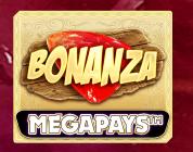 Bonanza Megapayz video slot logo
