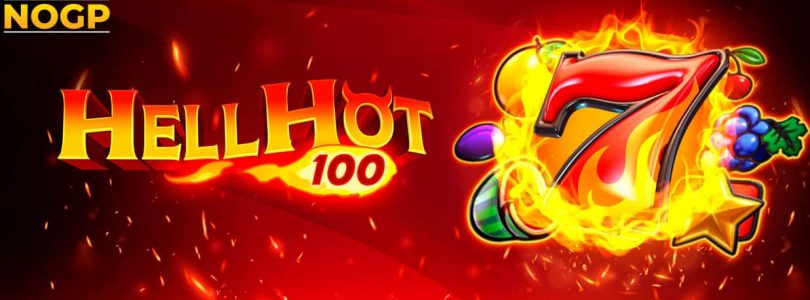 Hell Slot 100 logo