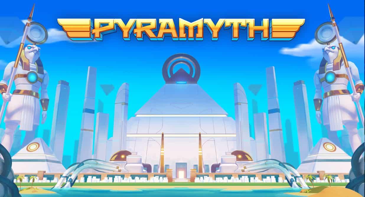 Pyramyth video slot logo