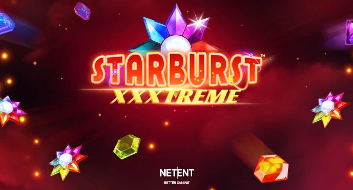 Starburst XXXtreme slot logo