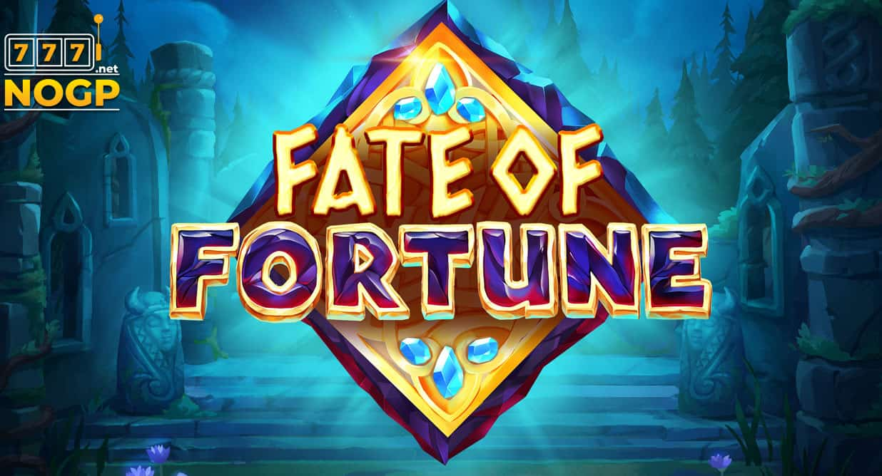 Fate of Fortune video slot logo