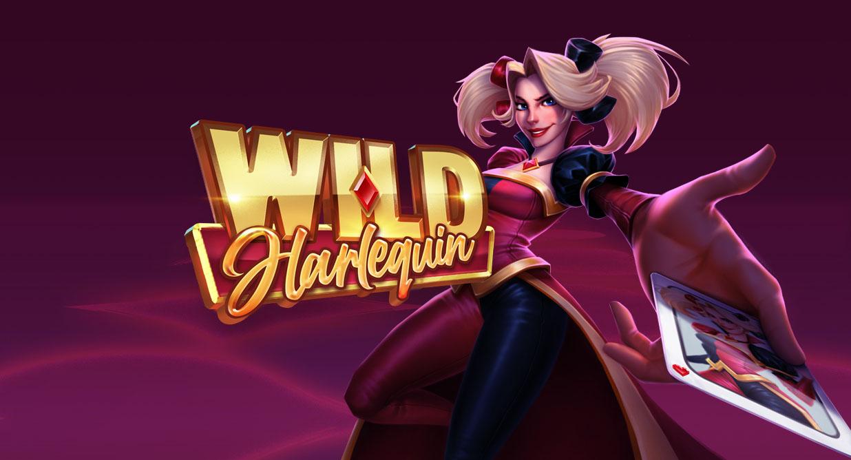 Wild Harlequin